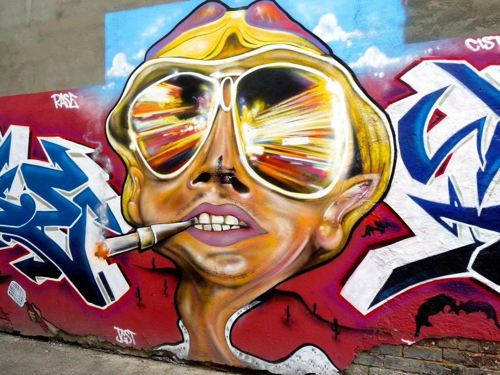 3728 50 лучших работ в жанре стрит арта 2011