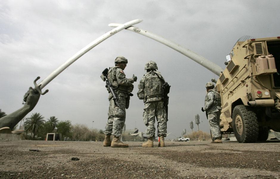 Хроники войны в Ираке от Reuters