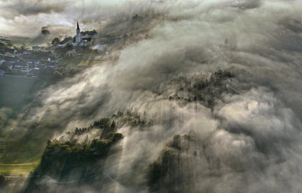 387 100 изумительных фотографий тумана (часть 2)