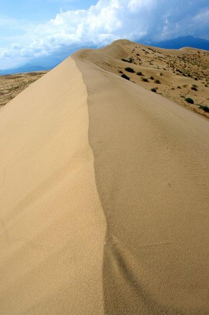 4001 Чарские пески: холодная Сахара Забайкалья