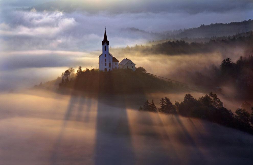 406 100 изумительных фотографий тумана (часть 2)