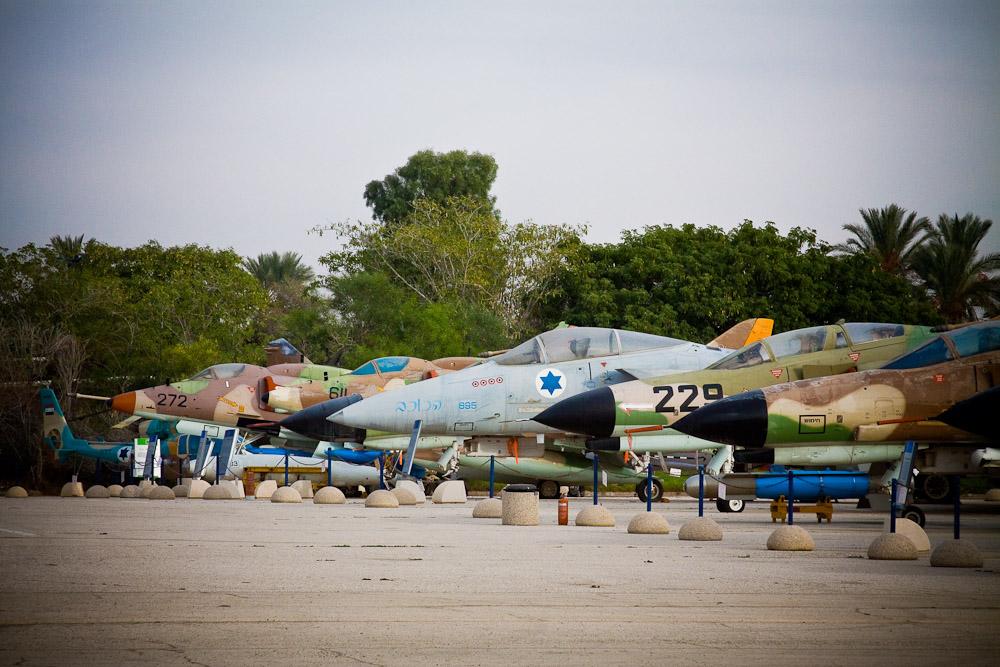 41101 Музей ВВС Израиля