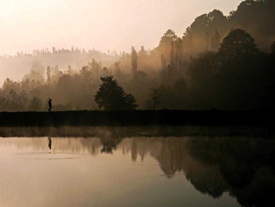 4115 100 изумительных фотографий тумана (часть 2)
