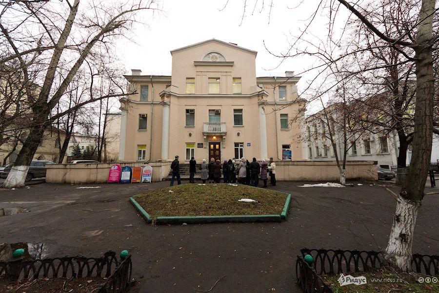 4195 Инославные церкви Москвы
