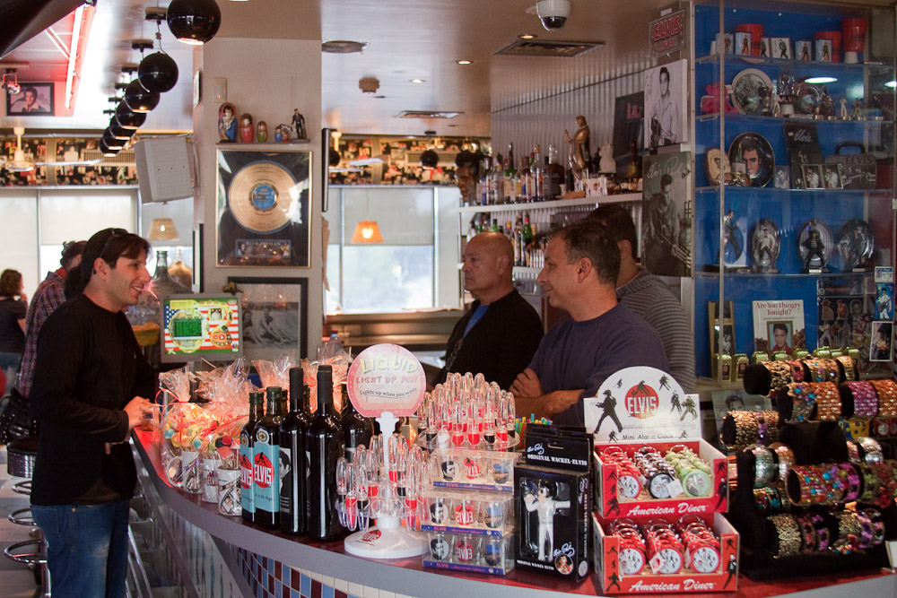 4237 Кафе Elvis в Израиле