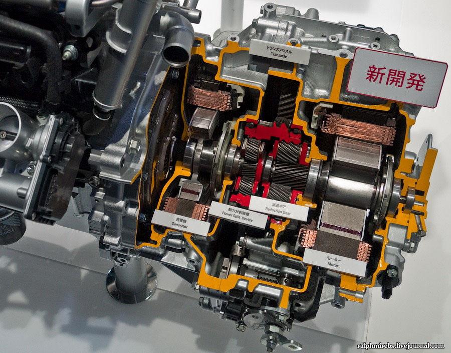 5134 Япония: Двигатели и другие детали