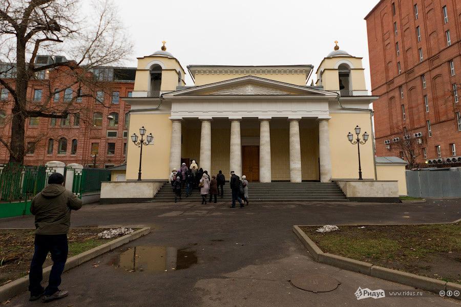 5150 Инославные церкви Москвы