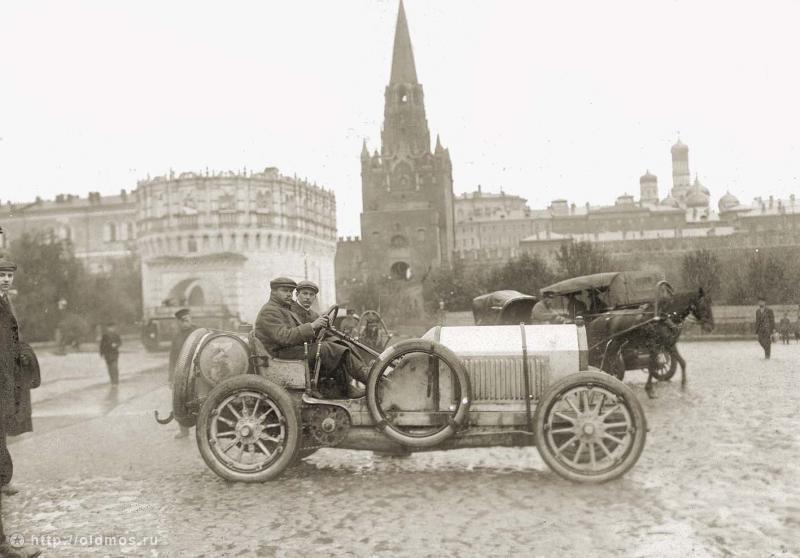 5167 Лучшие фото старой Москвы за 2011 год