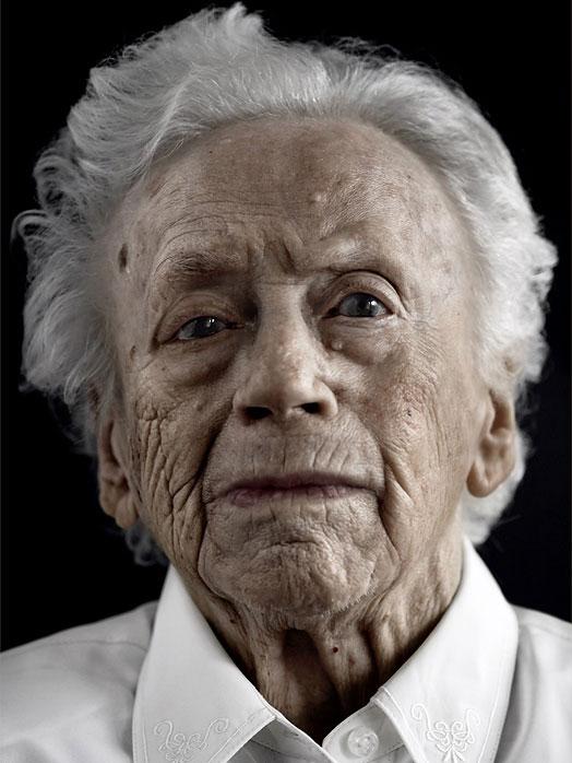 525 Фотопроект Карстен Тормелен: Столетние