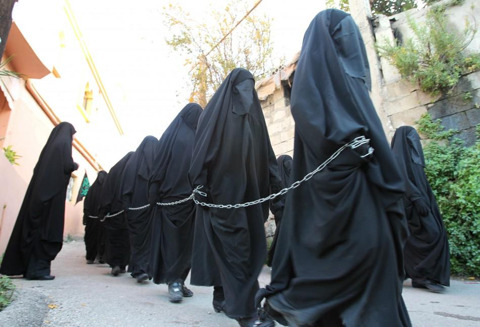 530 Шииты готовятся к Ашуре