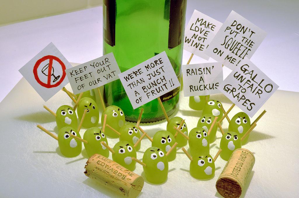 национальное прикольные картинки про виноград стало солёным после