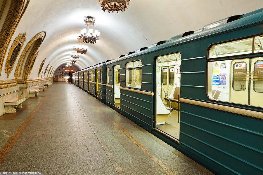 6127 Станция «Киевская кольцевая»