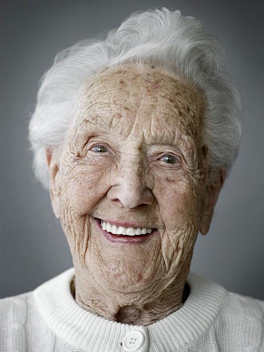 623 Фотопроект Карстен Тормелен: Столетние