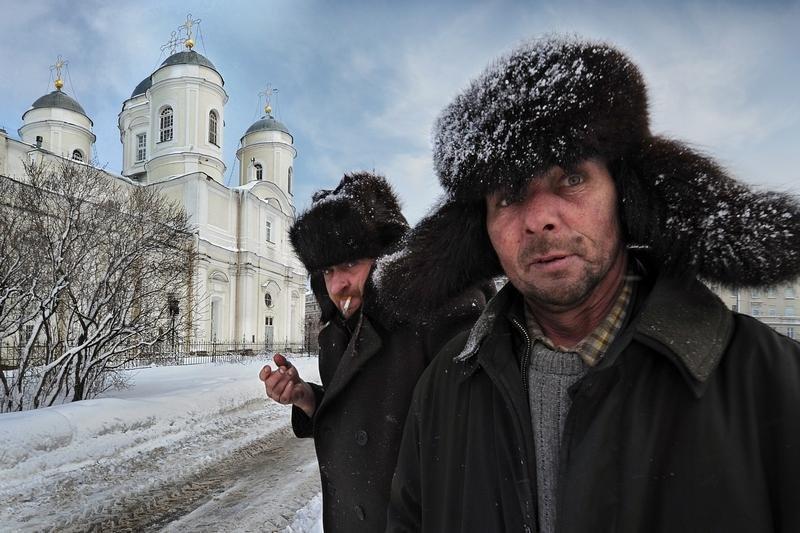 667 Сцены из российской жизни глазами Александра Петросяна