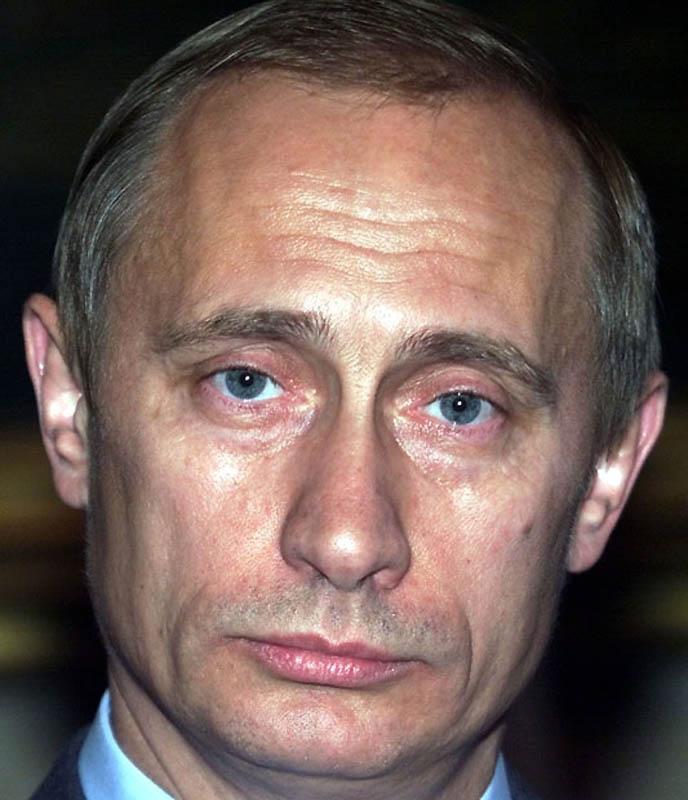 679  Путин и ботокс