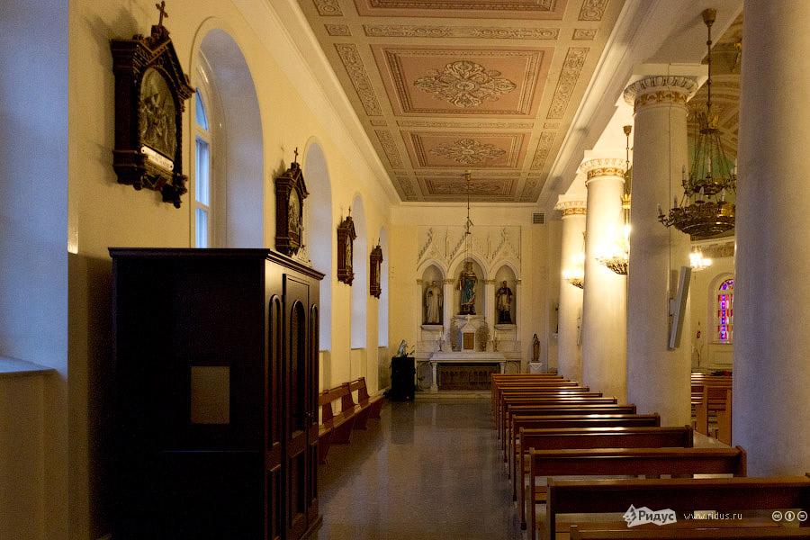 7131 Инославные церкви Москвы