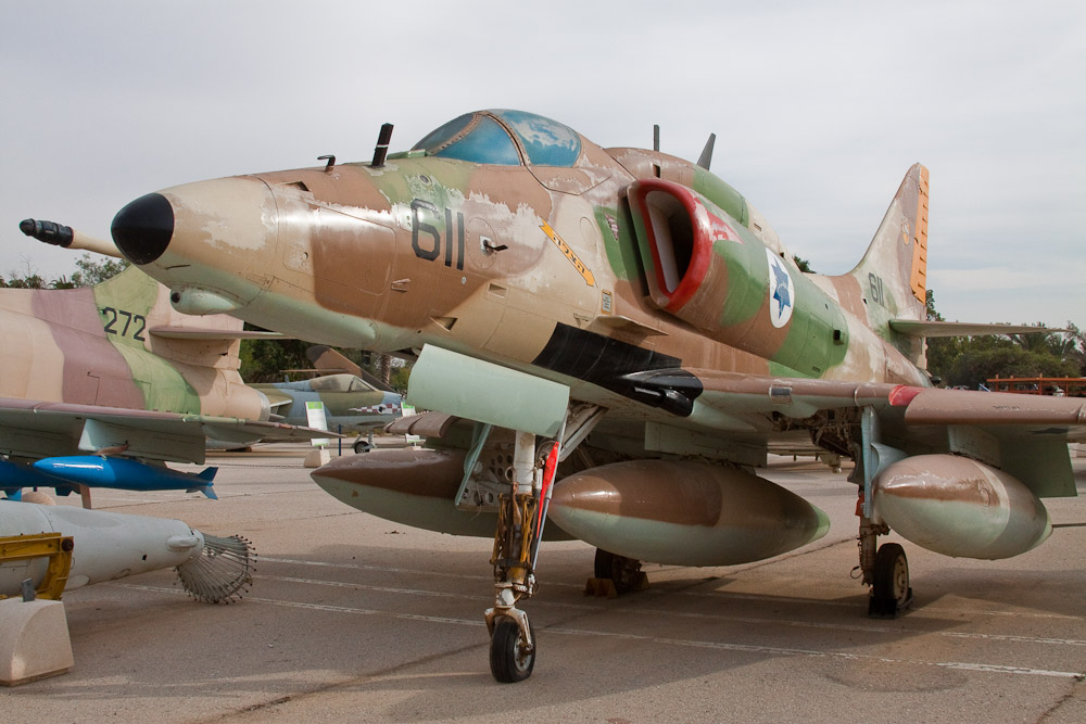 7140 Музей ВВС Израиля