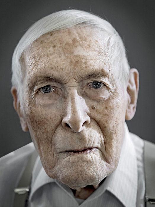 723 Фотопроект Карстен Тормелен: Столетние