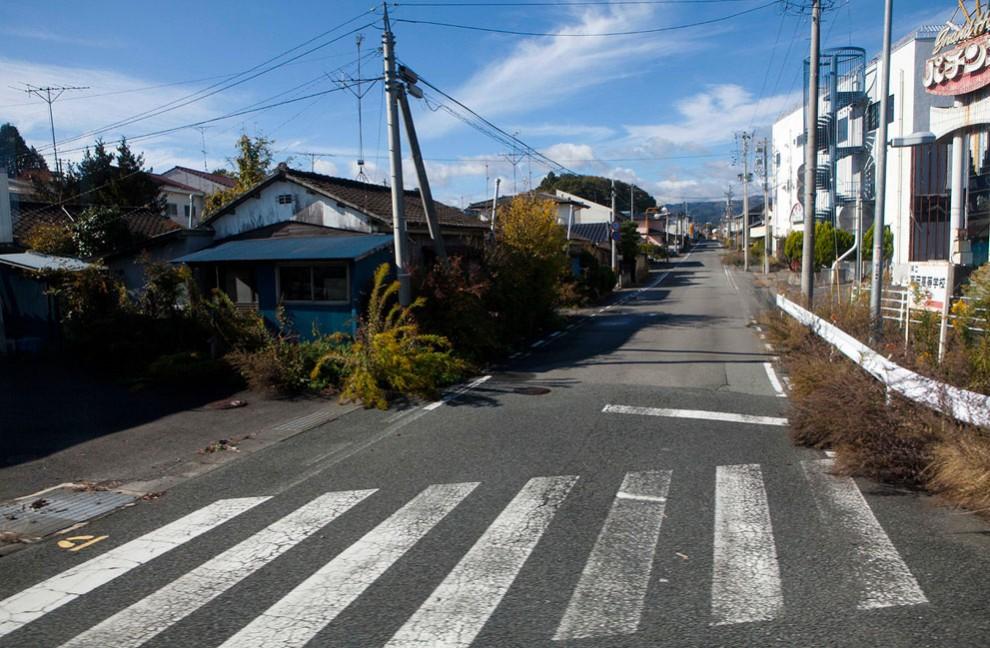 图说灾害现场:福岛9个月后 - 银河 - 银河@生存主义唱诗班