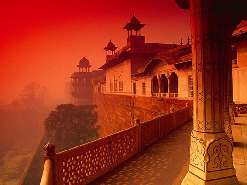 8125 41 потрясающе атмосферное фото Индии
