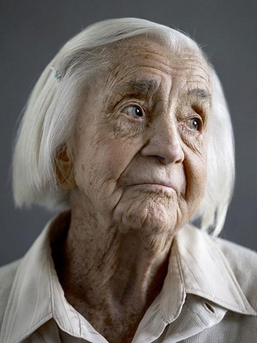 822 Фотопроект Карстен Тормелен: Столетние
