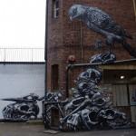 50 лучших работ в жанре стрит-арта 2011
