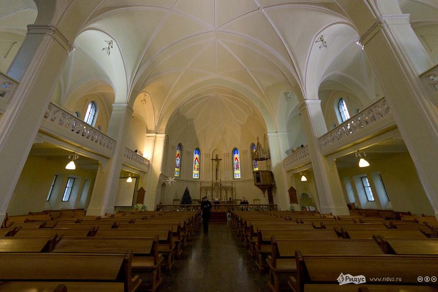 9123 Инославные церкви Москвы