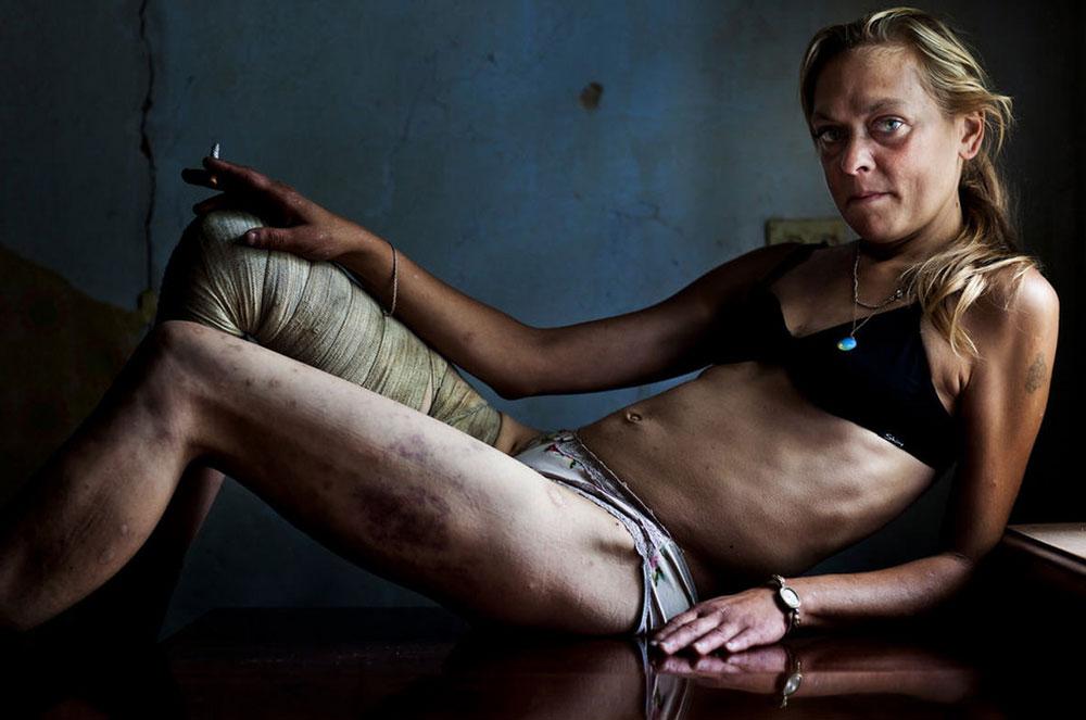9129 Украина: секс, наркомания, бедность и СПИД в 2011 году