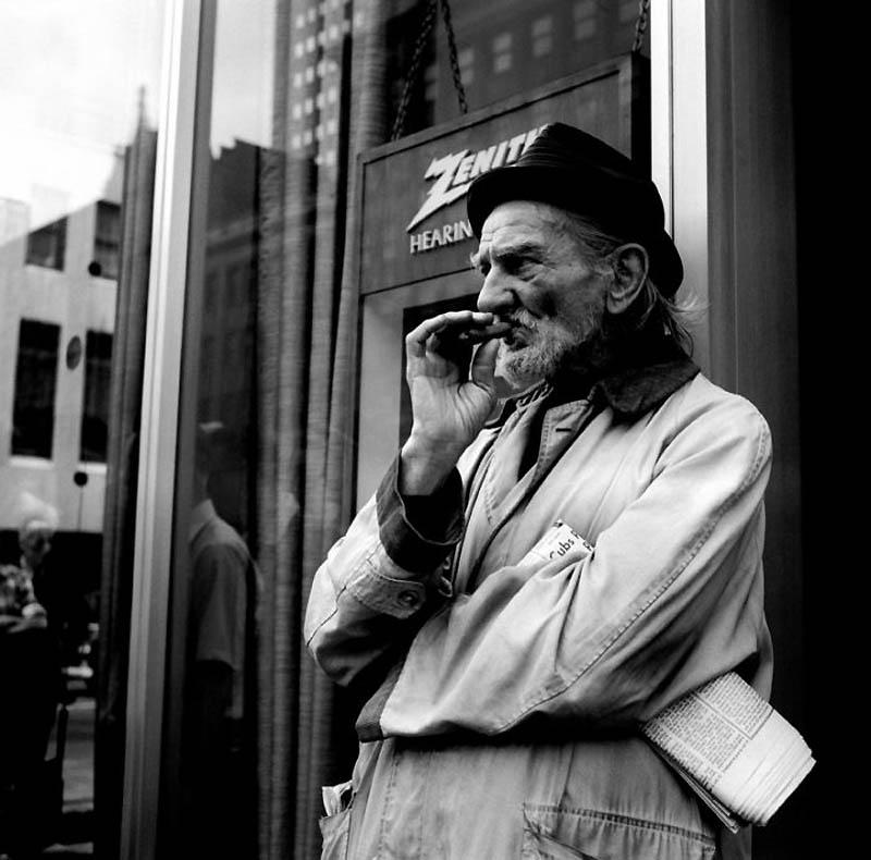 9146 Вивиан Майер: няня и фотограф
