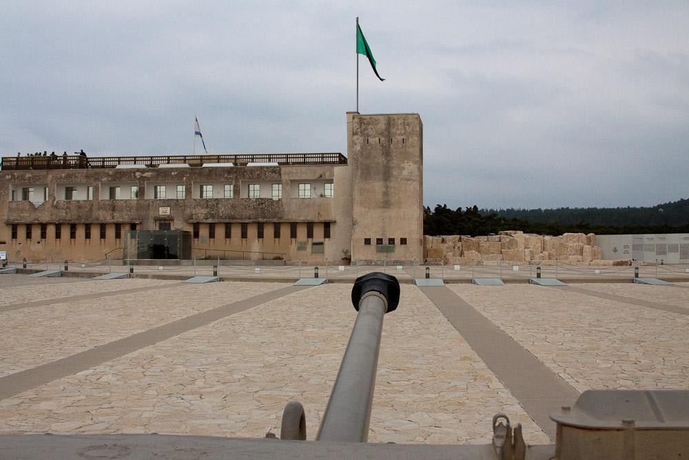 9149 Музей танковых войск в Израиле