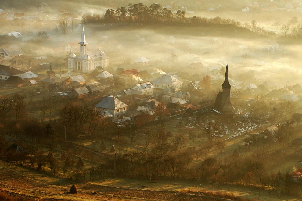 944 100 изумительных фотографий тумана (часть 2)