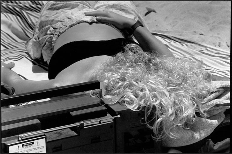 Пляжи Америки 70-е годы.