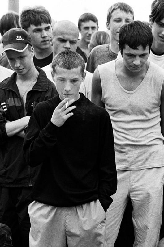 991 Алик Якубович: фотосерия «Пацаны»