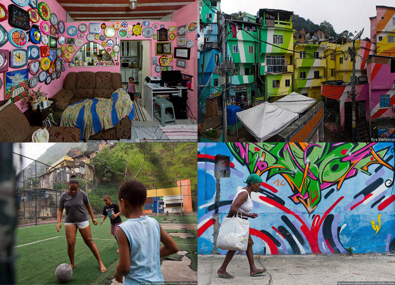 Рио-де-Жанейро от Ильи Варламова