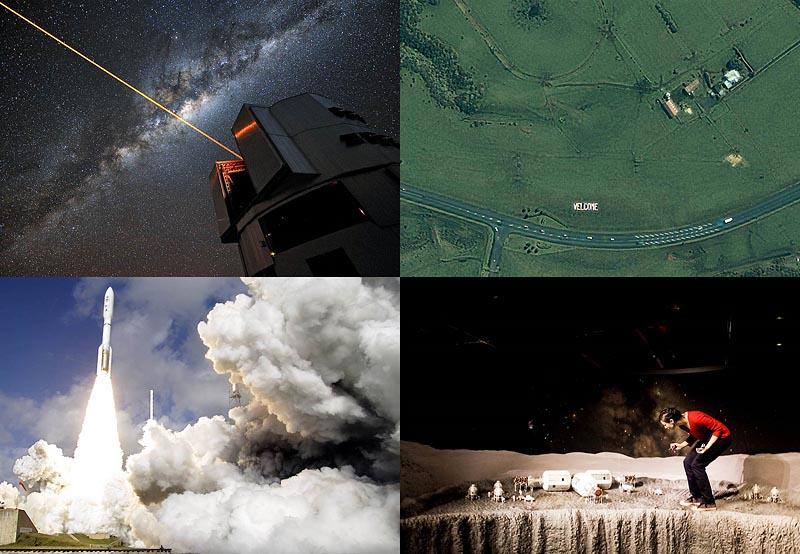Лучшие фото ноября на космическую тематику