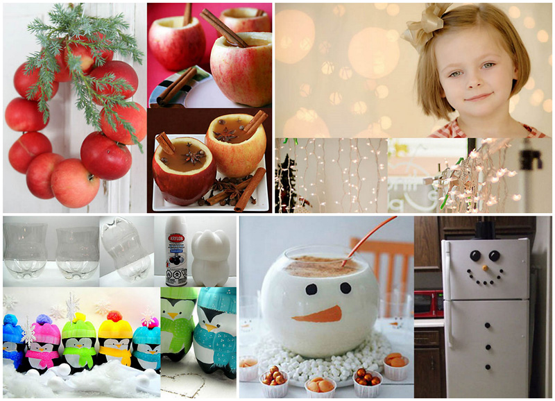Детский праздник Новый Год. Детские игры в новогодний праздник