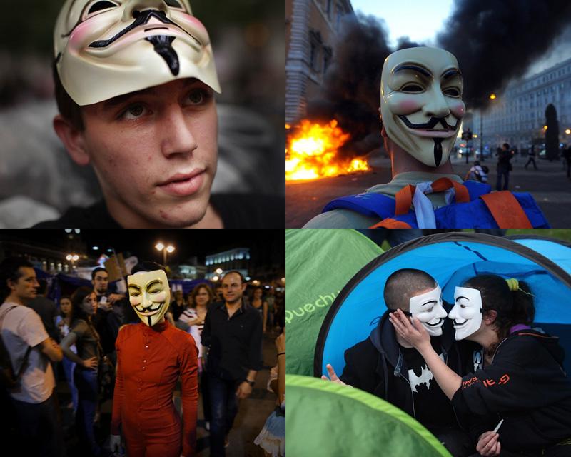 Анонимы со всегосвета