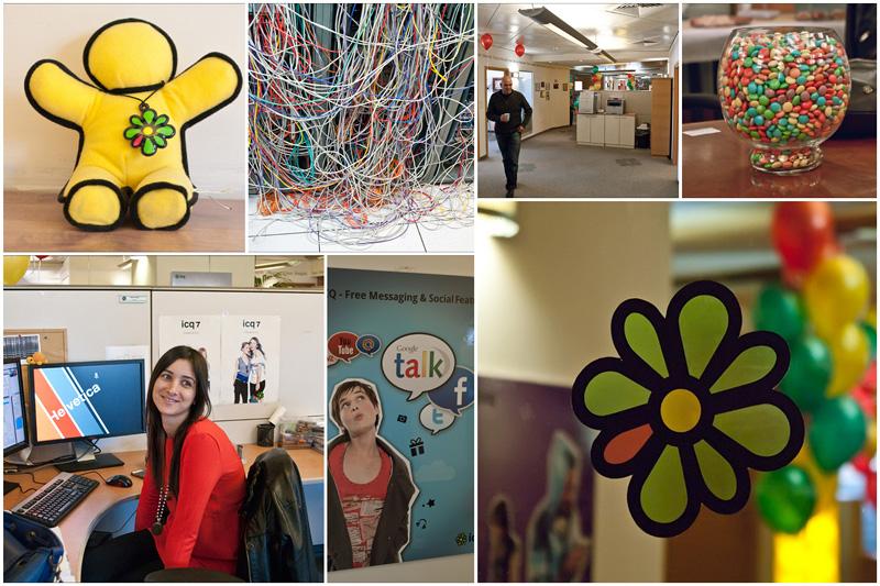 Офис компании ICQ