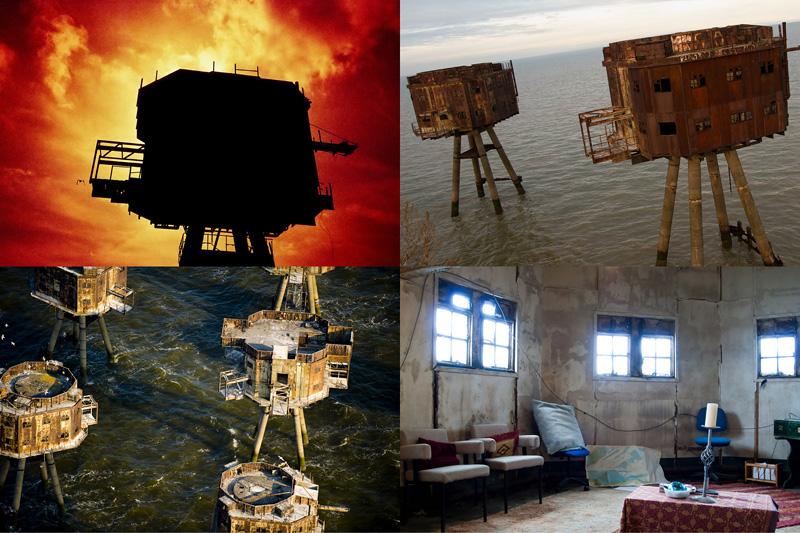 BIGPIC57 Британские морские форты
