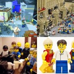 События 2011 года в Lego-интерпретации