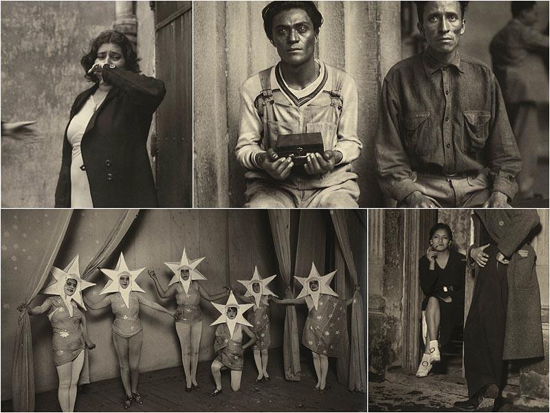 Первый фотограф-документалист Латинской Америки Агустин Виктор Касасола