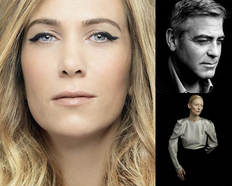 Лучшие портреты от Times 2011года