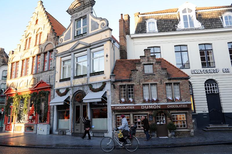 DSC 9427 Бельгия перед Рождеством: Брюгге