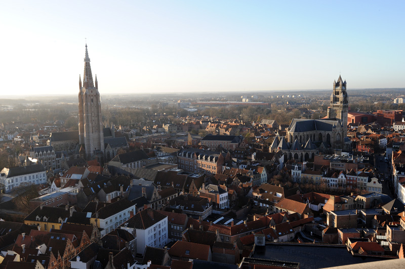 DSC 9458 Бельгия перед Рождеством: Брюгге