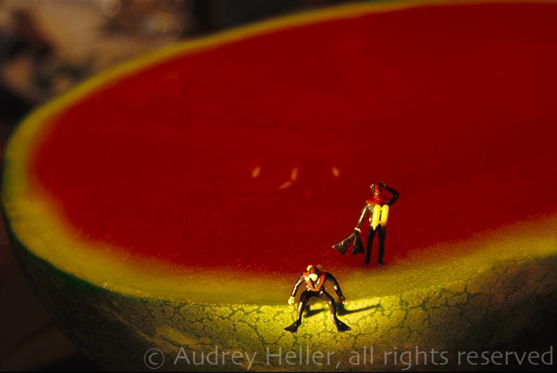 Red Sea Занятные миниатюры Одри Хеллер