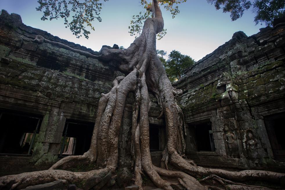 angkor wat b 02 Храмовый комплекс Ангкор Ват