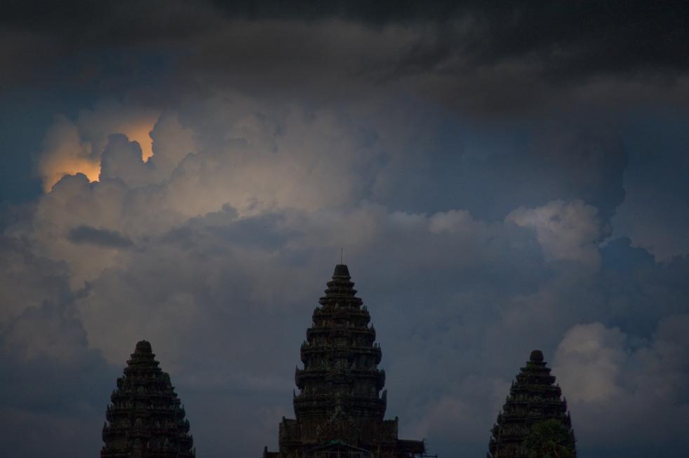 angkor wat b 11 Храмовый комплекс Ангкор Ват