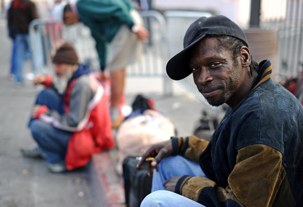 Бездомные во всеммире
