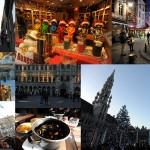 Бельгия перед Рождеством: Брюссель