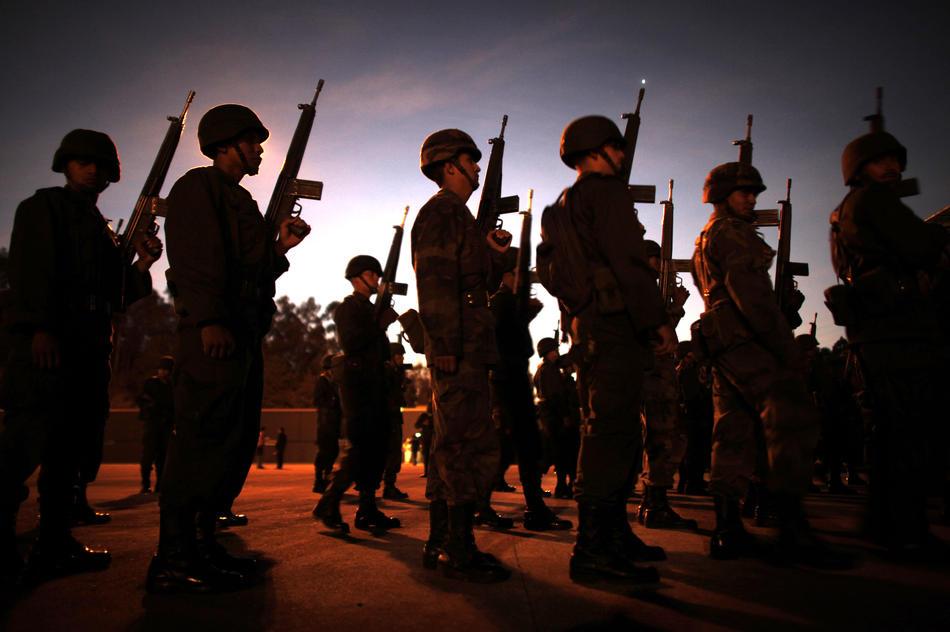 drugwar01 Нарковойна в Мексике: 5 лет кровопролития